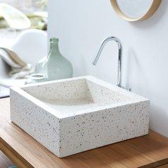 Pegase Terrazzo Washbasin 40 Confetti