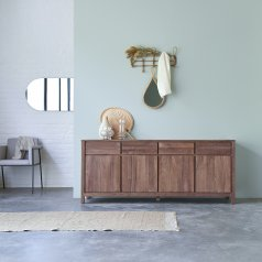 Solid Walnut Sideboard 180