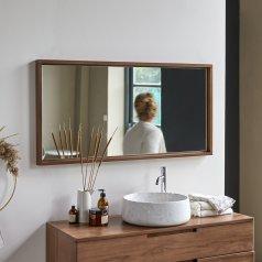 Specchio in Teak Parker 120