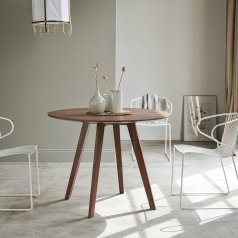 Table en palissandre 100 Eliana