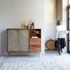 Temis Acacia Sideboard 120