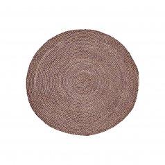 Teppich aus Jute Lena 100 cm
