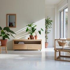 TV-Möbel aus Eiche 140 Anoa Oak