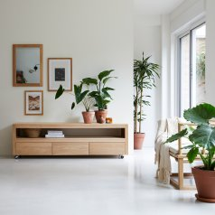 TV-Möbel aus Eiche 180 Anoa Oak