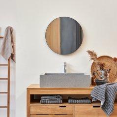 Waschbecken Terrazzo Pegase 60 grey