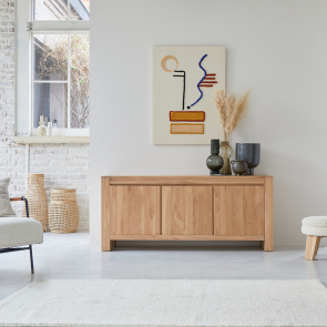 Eden Oak 160 sideboard
