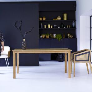 Esstisch aus Mangoholz 160x90 Rafael