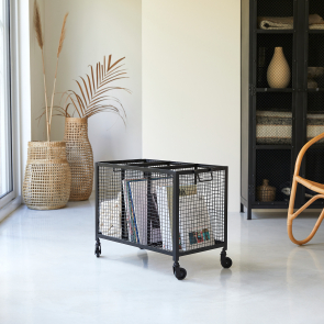 Industriel Trolley on Castors