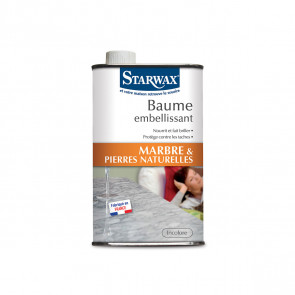 Marble Rejuvenator from Starwax, transparent