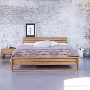 Minimalys Teak Bed 160x200