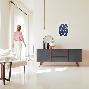 Niels Sheesham Sideboard 175