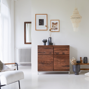 Nova Sheesham Sideboard 100