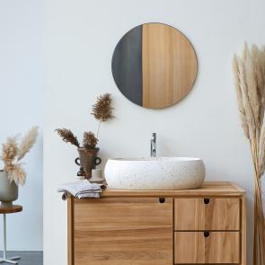 Orion Terrazzo Washbasin 55 confetti