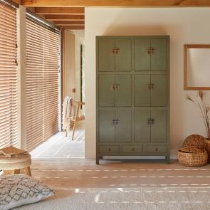 Qing Pine Wardrobe 190