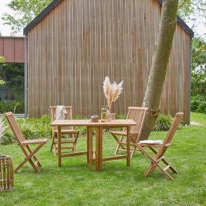 Salon de jardin Pas Cher - Tikamoon Vente Mobilier Bois / Design