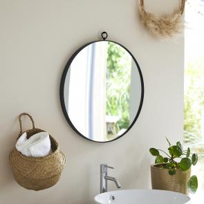 Specchio in Metallo 50x50 Eliot