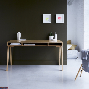 Stubenrauch oak Desk 150