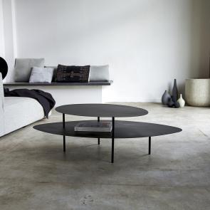 Judit Metal Coffee Table 120x70