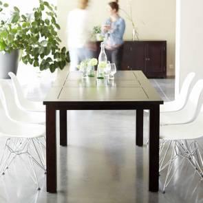Actuo Aka Extendable Mahogany Table 140x90