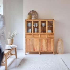 Alex Mindi Wood Dresser 120