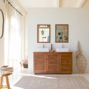 Mueble de baño en caoba 142 Loggia