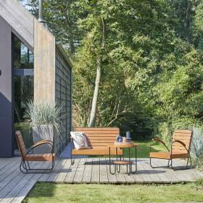 Outdoor Sitzgruppe Key Wood