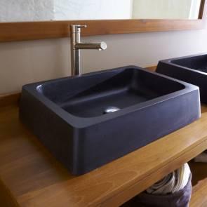 Vasque en terrazzo Icar